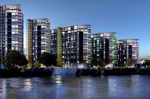 Riverlight Nine Elms - Granite Supply