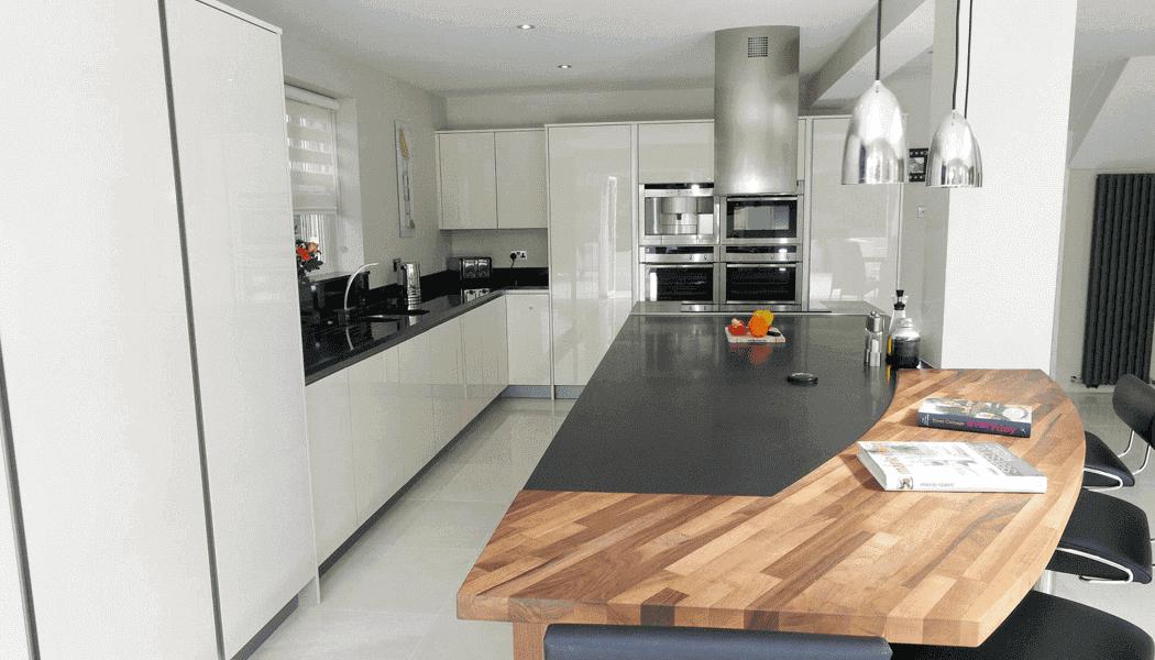 Kitchen Worktops - Nero Absoluto