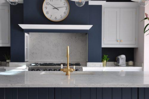 Beautiful Quartz Kitchen Worktop